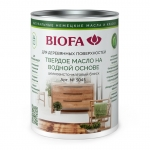 Водное масло Биофа 5045 шелковисто-матовое (Лак BIOFA)