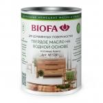 Водное масло Биофа 5245 матовое (Лак BIOFA)