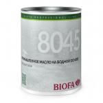 Полуматовое промышленное масло Biofa 8045 на водной основе