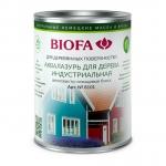 Аквалазурь Индустриальная Биофа 8101 (Biofa)