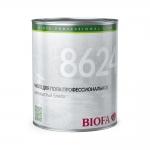 Biofa 8624 Масло для пола профессиональное Шелковистый блеск Биофа