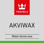 Tikkurila Akwviwax Тиккурила Аквивакс воск для стен
