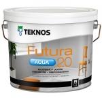Футура Аква 20 (Teknos Futura Aqua 20)