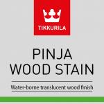 Tikkurila Pinja Wood Stain Тиккурила Пинья Вуд Стейн