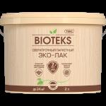 Текс лак паркетный Эко-Лак Bioteks полуматовый