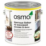 Osmo 3501 Белый Öl-Beize Цветной бейц Осмо на масляной основе