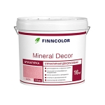 Декоративное покрытие Finncolor Mineral Decor Шуба 1,5 мм