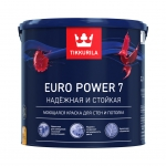 Тиккурила Евро Пауэр 7 (Tikkurila Euro Power 7)