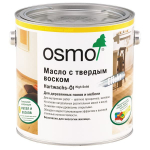 Osmo 3040 Белое Hartwachs-ÖL Farbig Цветное масло Осмо с твёрдым воском