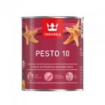 Краска Песто 10 (Tikkurila Pesto 10)