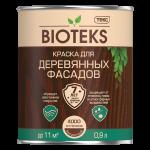 Текс Краска для деревянных фасадов Bioteks