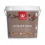 Лак Tikkurila Lacquer Aqua Полуглянцевый