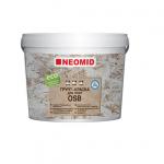 Фасадная краска 3в1 для плит OSB Neomid