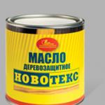 Новбытхим Масло древозащитное Новотекс