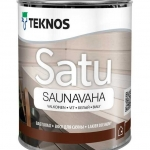 Текнос Сату воск для стен (Teknos Satu Saunavaha)