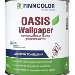 Финнколор Оазис Краска для обоев Finncolor Oasis Wallpaper