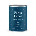 FaMa Decor Ozean Linie 5 Краска-Липучка