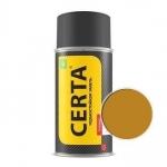 Краска-спрей термостойкая Церта Медная 750°(Certa)
