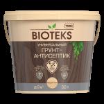 Универсальный грунт-антисептик Bioteks