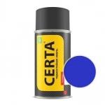 Краска-спрей термостойкая Церта Синяя (Certa)