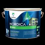 Нордика Эко (Teknos Nordica EKO)