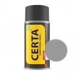 Краска-спрей термостойкая Церта серая 400°(Certa)