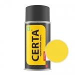 Краска-спрей термостойкая Церта Золотая 700°(Certa)