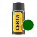 Краска-спрей термостойкая Церта Зелёная (Certa)