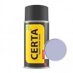 Краска-спрей термостойкая Certa Серебристая 650°(Certa)