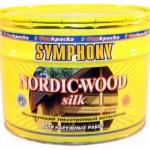 Симфони Нордик Вуд Силк (Symphony Nordic Wood Silk)