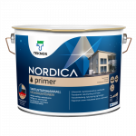 Грунтовка Teknos Nordica Primer PM1 белая