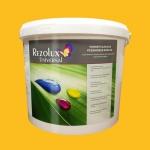 Резиновая краска Резолюкс Универсал Жёлтая (Rezolux Universal RAL 1021)