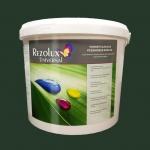 Резиновая краска Резолюкс Универсал Темно-зелёная (Rezolux Universal RAL 6020)