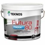 Футура Аква 80 (Teknos Futura Aqua 80)
