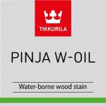 Tikkurila Pinja W-Oil Тиккурила Пинья Ви-Ойл